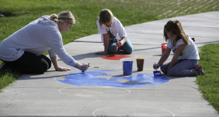 Born Learning Trail Installation – Buttonwillow