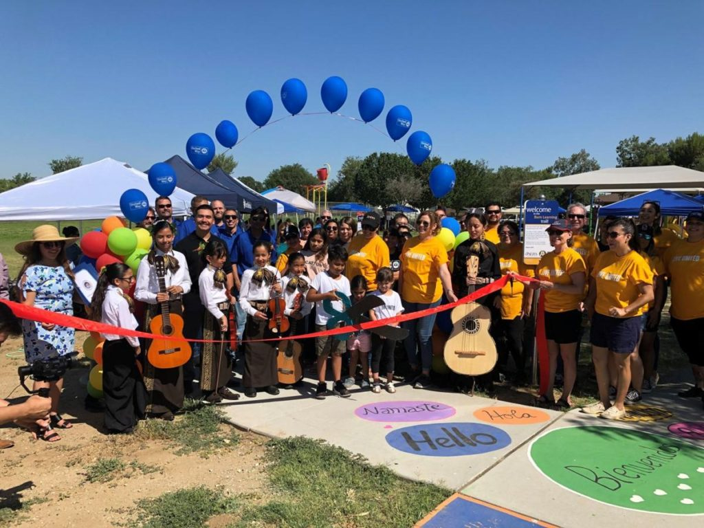 Arvin latest city in Kern County to receive Born Learning Trail, promoting literacy, being active